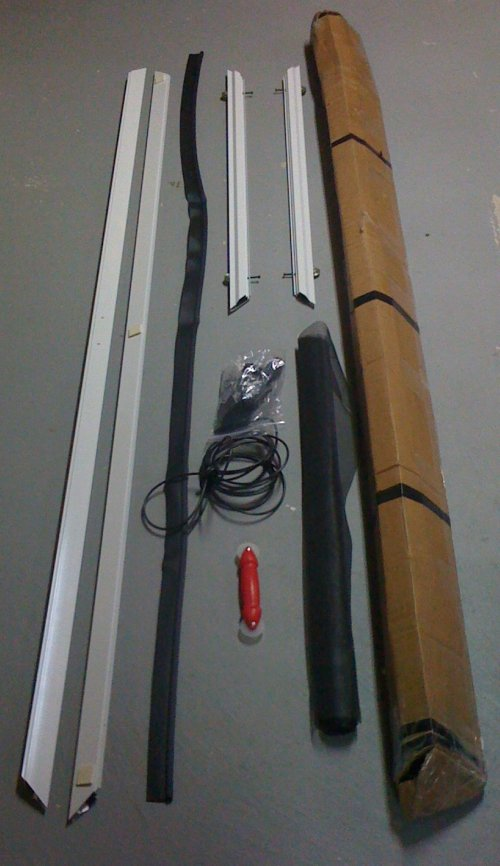 Sliding patio screen door replacement for with our kit ...