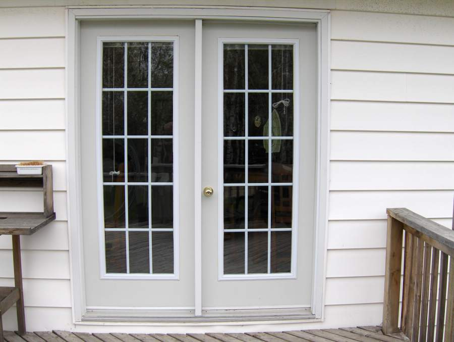 & French Door Screens - Is your screen door missing ?