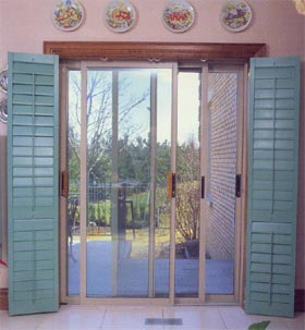 Aluminum Patio Doors 001