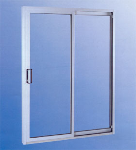 Aluminum Entrance System 004