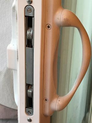 Broken Sliding Glass Door Handle