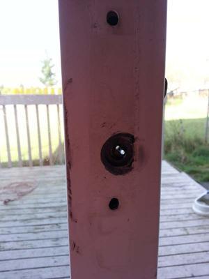 lock, position 2