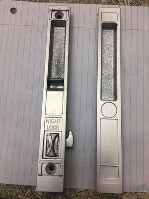 Fasco Inset style patio door lock
