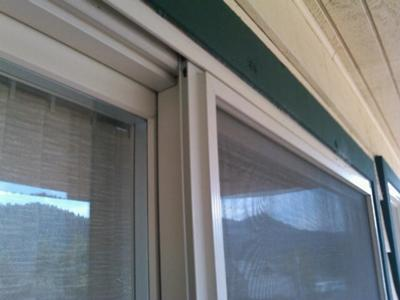Guardian screen doors how to repair them for Replacement screen doors sliding patio doors