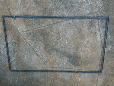 metal screen frame