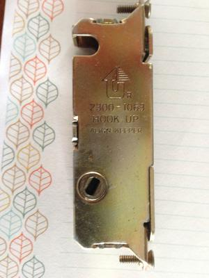 Is This Patio Door Mortise Lock An E2014