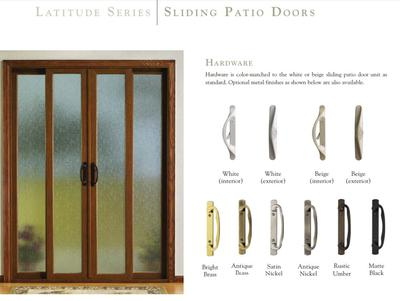 Kolbe Latitude Patio Door