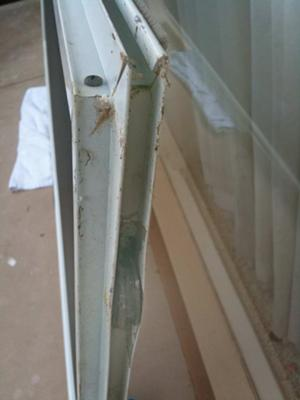 milgard screen door repairs
