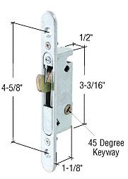 patio-door-mortise-locks-E2164 or 1148-8