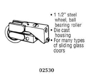 Patio roller - 02530