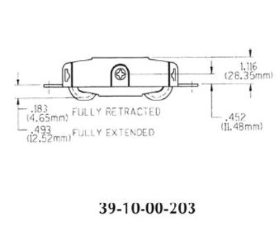 Patio roller - 3910