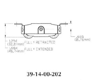 Patio roller - 3914