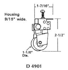 Patio roller - D4901