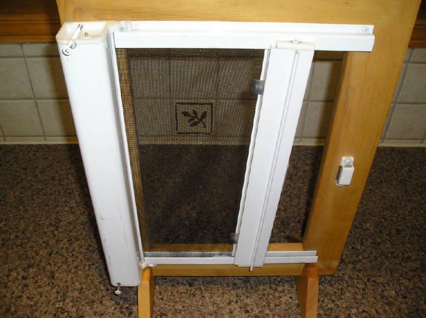 Retractable screen doors for Rollaway screen door parts