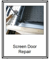 Sliding Door Sliding Door Screen Repair Kit