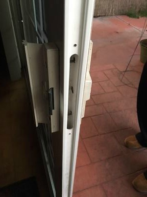 The Vanishing Patiodoor Lock