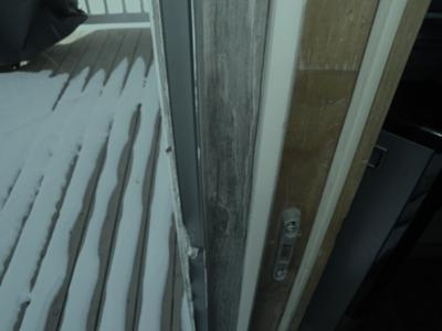 Screen Door Tracks And Rails