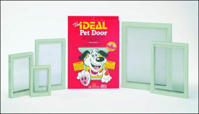 Window Pet Door 002