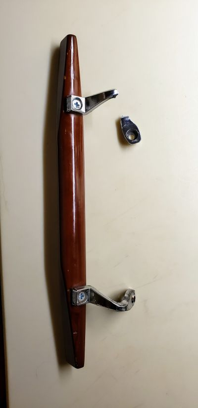 #449 Barton Kramer Sliding Patio Door Handles