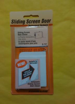 screen door close