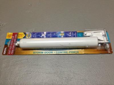 Storm Door Slams