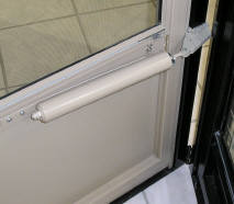 Hereu0027s A Simple Fix To A Problem That Is So Common, Yet Most People Replace  The Whole Door Thinking Theirs No Proper Fix For It. You Open Your Storm  Door ...