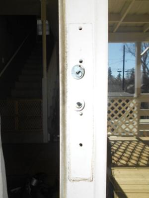 Sliding Patio Door Lock Q Amp A